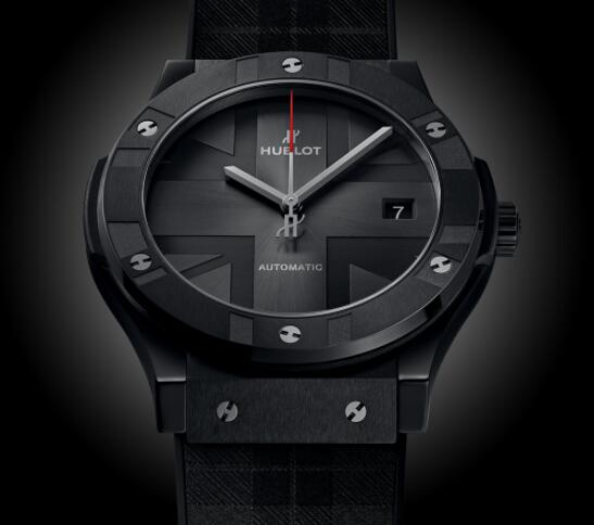 New watch – Hublot Classic Fusion Special Edition London